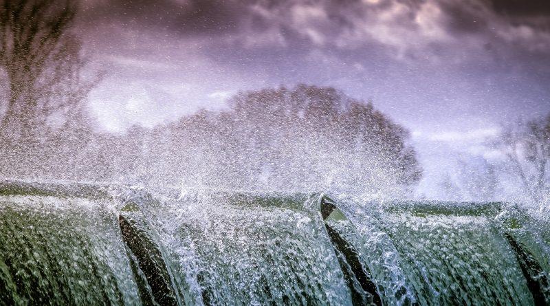 Tamis rotatif eaux usées