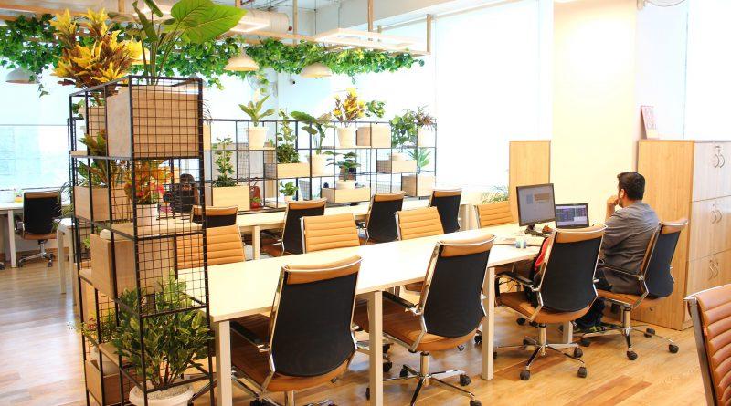 Espace de coworking 91
